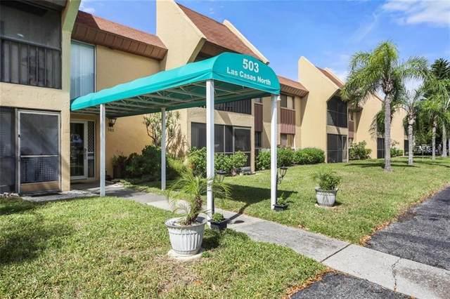 503 Albee Farm Road B-11, Venice, FL 34285 (MLS #N6112382) :: Armel Real Estate