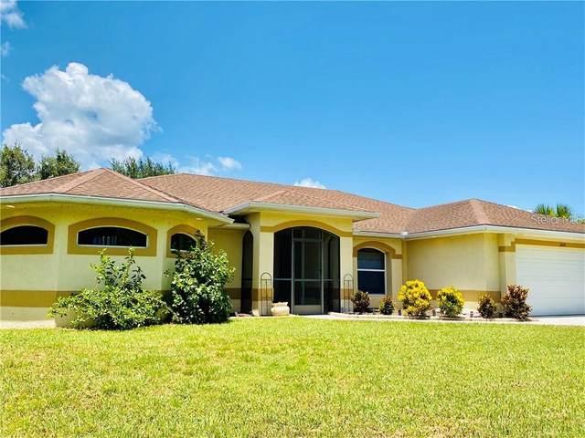 1809 N San Mateo Drive, North Port, FL 34288 (MLS #N6112466) :: Real Estate Chicks