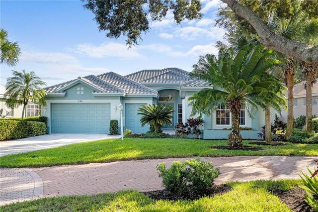 534 Cheval Drive, Venice, FL 34292 (MLS #N6112553) :: Sarasota Property Group at NextHome Excellence