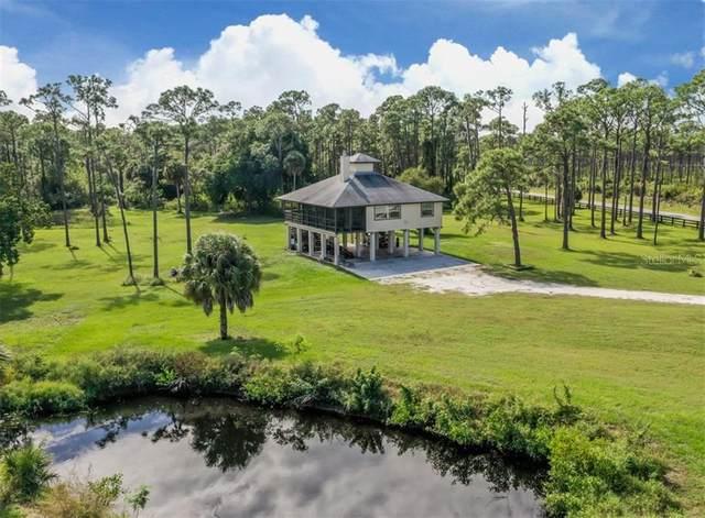 9425 Myakka Drive, Venice, FL 34293 (MLS #N6112567) :: Burwell Real Estate