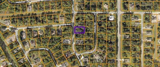 Mosaic Street, North Port, FL 34288 (MLS #N6112744) :: Carmena and Associates Realty Group