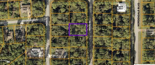 Halacka Road, North Port, FL 34288 (MLS #N6112771) :: Carmena and Associates Realty Group