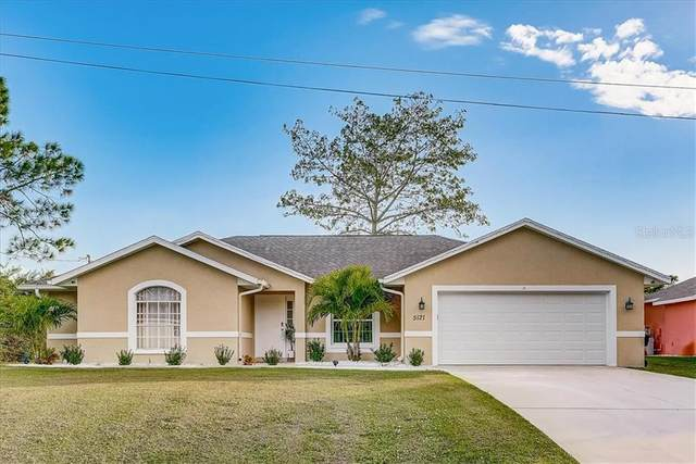5121 Hansard Avenue, North Port, FL 34291 (MLS #N6112832) :: Sarasota Gulf Coast Realtors