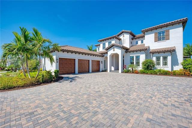 5432 Greenbrook Drive, Sarasota, FL 34238 (MLS #N6112920) :: Sarasota Property Group at NextHome Excellence