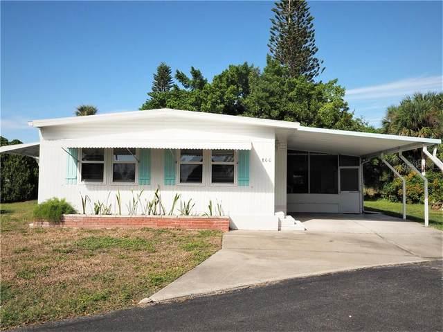 800 Cervina Drive N, Venice, FL 34285 (MLS #N6113040) :: Dalton Wade Real Estate Group