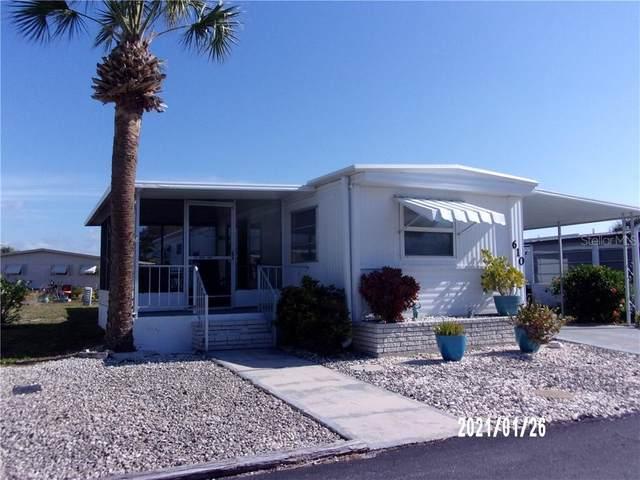 610 Locarno Drive, Venice, FL 34285 (MLS #N6113068) :: Dalton Wade Real Estate Group