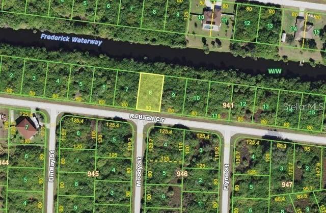 354 Rutland Circle, Port Charlotte, FL 33954 (MLS #N6113183) :: Baird Realty Group