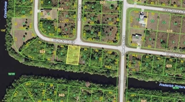 285 Day Break Circle, Port Charlotte, FL 33954 (MLS #N6113191) :: Baird Realty Group