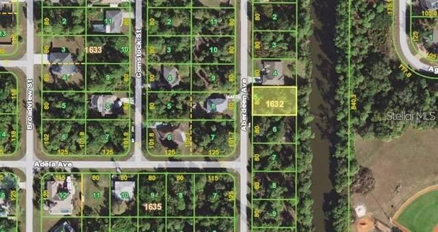 23419 Aberdeen Avenue, Port Charlotte, FL 33952 (MLS #N6113193) :: Premier Home Experts