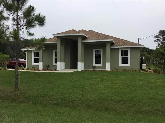 1236 E Hallmark Boulevard, North Port, FL 34288 (MLS #N6113339) :: RE/MAX Premier Properties