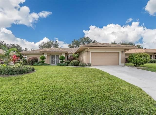 3111 Meadow Run Drive, Venice, FL 34293 (MLS #N6113360) :: Visionary Properties Inc