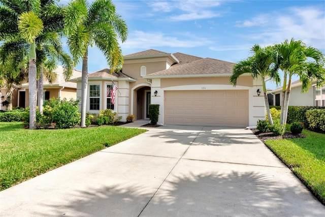 126 Cordana Court, Venice, FL 34292 (MLS #N6113378) :: Visionary Properties Inc