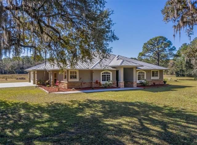8313 Lightfoot Drive, Nokomis, FL 34275 (MLS #N6113385) :: Bob Paulson with Vylla Home