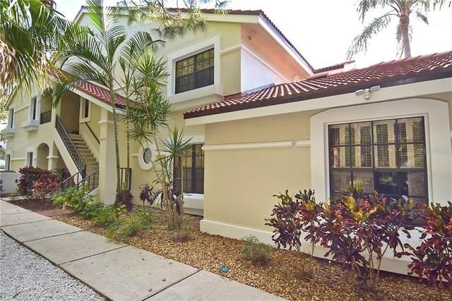 7671 Fairway Woods Drive #705, Sarasota, FL 34238 (MLS #N6113400) :: Everlane Realty