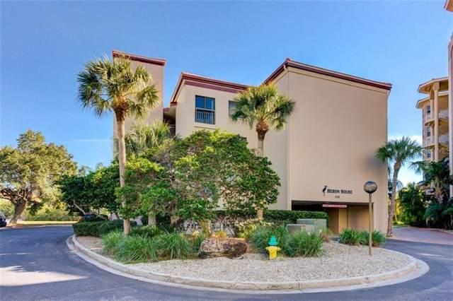 7303 Jessie Harbor Drive #7303, Osprey, FL 34229 (MLS #N6113423) :: Sarasota Home Specialists
