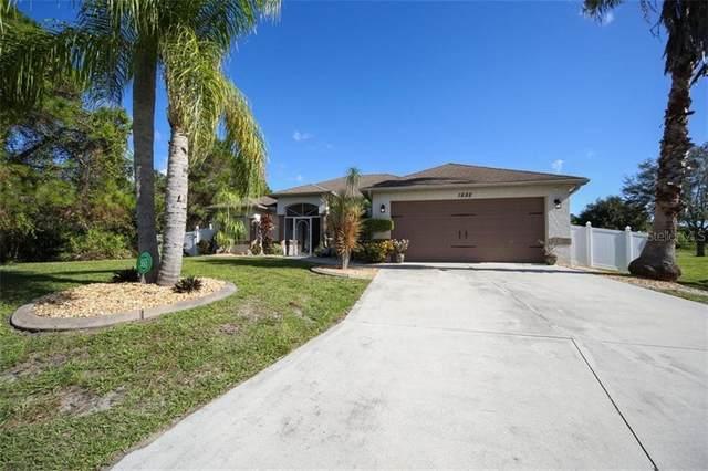 1888 Braddock Avenue, North Port, FL 34288 (MLS #N6113473) :: Baird Realty Group