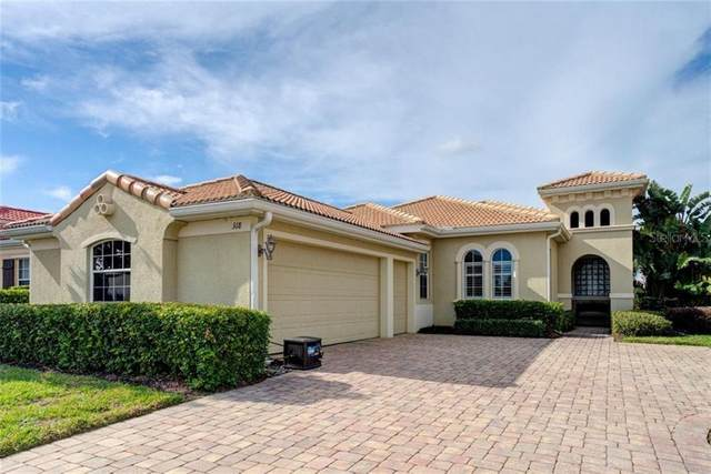 318 Cipriani Way, North Venice, FL 34275 (MLS #N6113483) :: Sarasota Gulf Coast Realtors