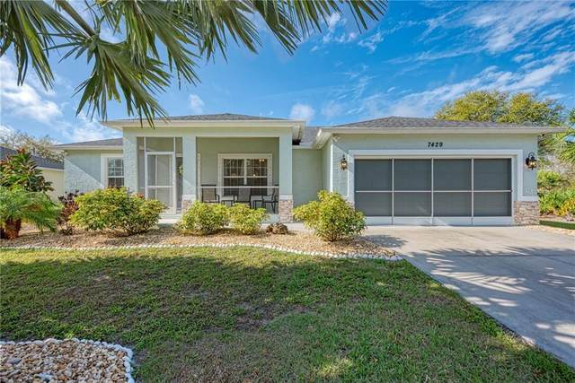7429 Watson Lane, Port Charlotte, FL 33981 (MLS #N6113951) :: Armel Real Estate