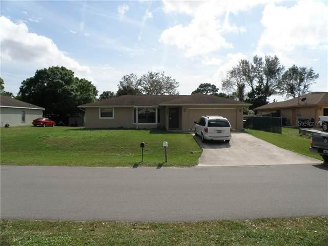 3305 Moravia Avenue, North Port, FL 34286 (MLS #N6113962) :: CGY Realty