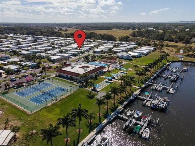 8 S Marina Plaza, Englewood, FL 34223 (MLS #N6114045) :: Florida Real Estate Sellers at Keller Williams Realty