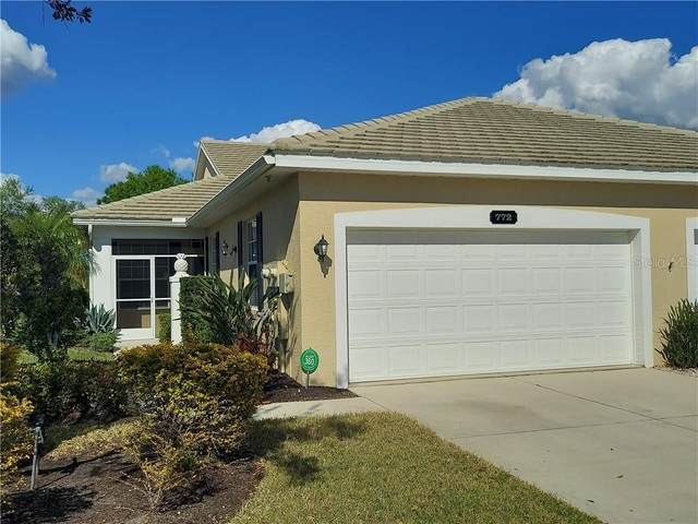 772 Tartan Drive U772, Venice, FL 34293 (MLS #N6114087) :: Zarghami Group