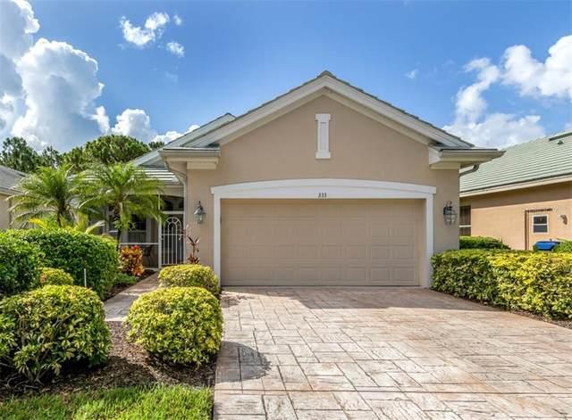 333 Melrose Court, Venice, FL 34292 (MLS #N6114126) :: Dalton Wade Real Estate Group