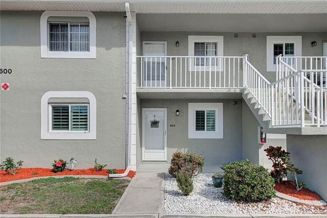 3310 Loveland Boulevard #603, Port Charlotte, FL 33980 (MLS #N6114207) :: Sarasota Gulf Coast Realtors