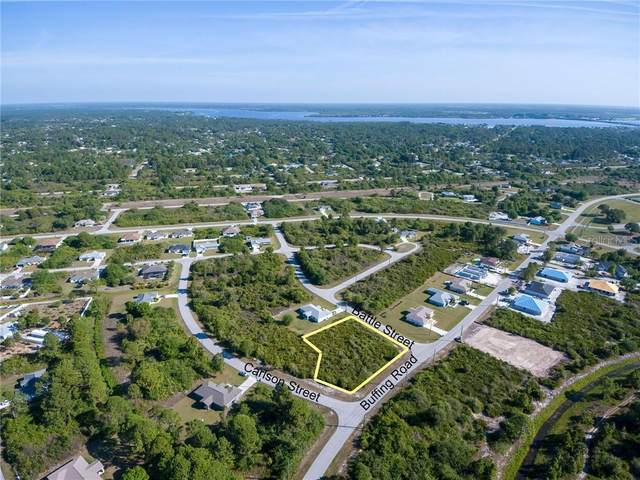 12676 Buffing Road, Port Charlotte, FL 33981 (MLS #N6114349) :: The Lersch Group