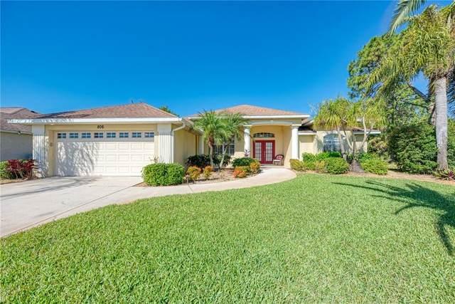 806 Rotonda Circle, Rotonda West, FL 33947 (MLS #N6114691) :: Burwell Real Estate