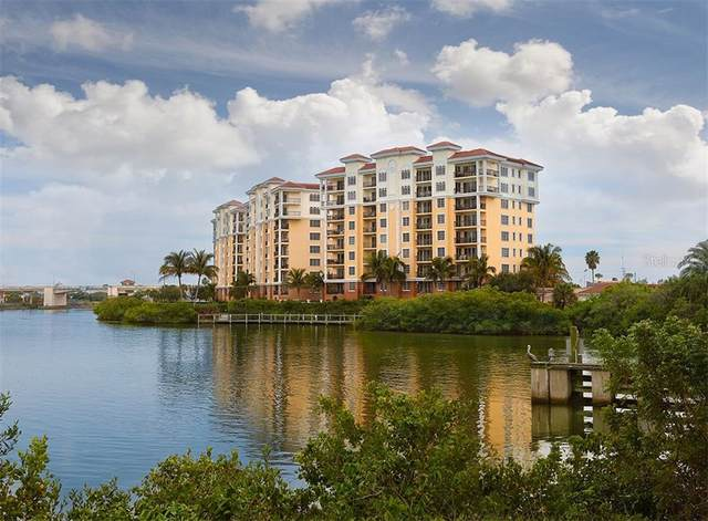 147 Tampa Avenue E #801, Venice, FL 34285 (MLS #N6114694) :: The Paxton Group