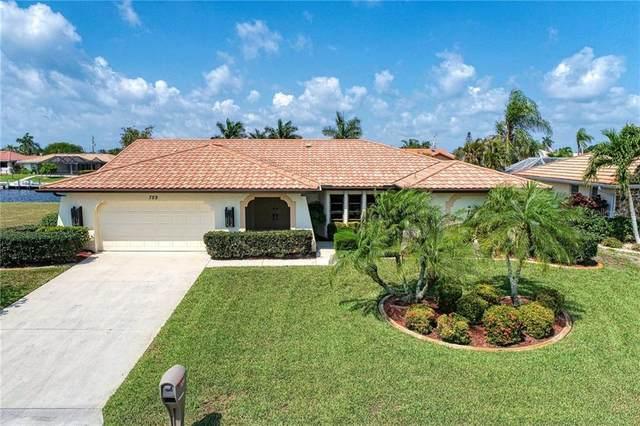729 Santa Margerita Lane, Punta Gorda, FL 33950 (MLS #N6114703) :: Vacasa Real Estate