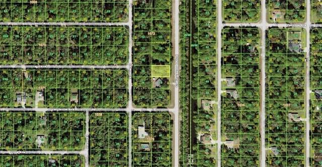 155 Collingswood Boulevard, Port Charlotte, FL 33954 (MLS #N6114710) :: Bob Paulson with Vylla Home
