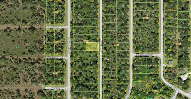 3113 Calexico Street, Port Charlotte, FL 33948 (MLS #N6114730) :: The Kardosh Team