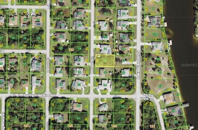 413 Millport Street NW, Port Charlotte, FL 33948 (MLS #N6114735) :: Griffin Group