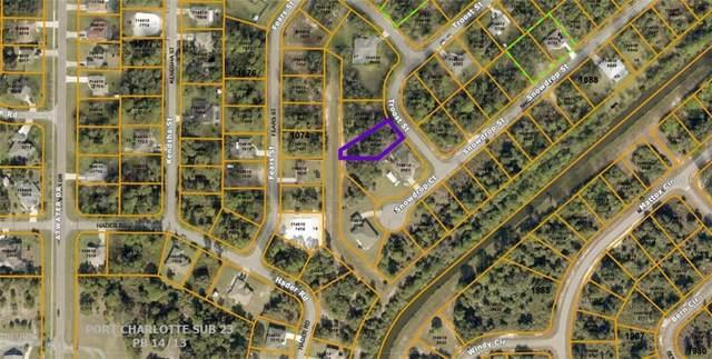 Troost Street, North Port, FL 34288 (MLS #N6114736) :: Premier Home Experts