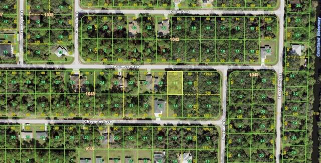 18165 Ardmore Avenue, Port Charlotte, FL 33954 (MLS #N6114740) :: The Heidi Schrock Team