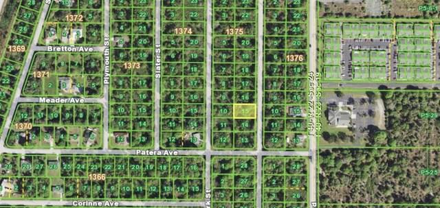 3311 Tiffiny Street, Port Charlotte, FL 33980 (MLS #N6114753) :: The Heidi Schrock Team