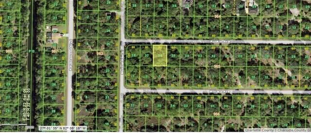 19079 Ruskin Avenue, Port Charlotte, FL 33954 (MLS #N6114756) :: MVP Realty