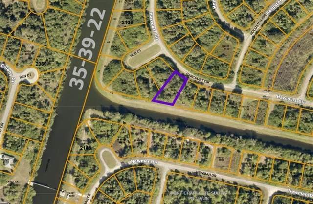 Harcourt Circle, North Port, FL 34288 (MLS #N6114777) :: SunCoast Home Experts