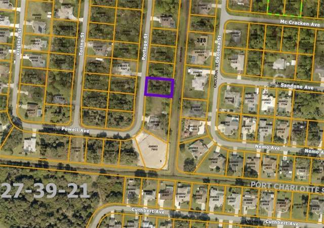 Portage Street, North Port, FL 34287 (MLS #N6114785) :: Premier Home Experts