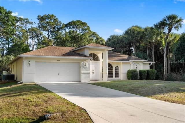 4264 Kaskin Avenue, North Port, FL 34286 (MLS #N6114800) :: Keller Williams Realty Peace River Partners