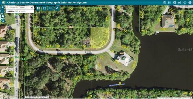 2335 Hale Street, Port Charlotte, FL 33953 (MLS #N6114814) :: Premium Properties Real Estate Services