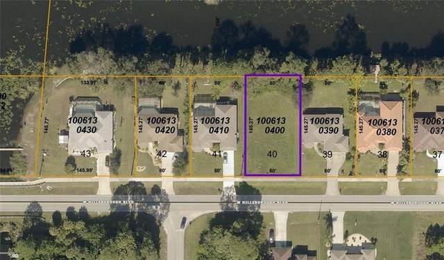 1586 W Hillsborough Boulevard, North Port, FL 34288 (MLS #N6114820) :: SunCoast Home Experts