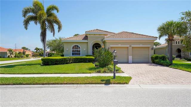 138 Cipriani Way, North Venice, FL 34275 (MLS #N6114842) :: The Hesse Team