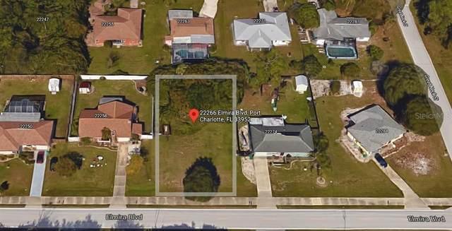 22266 Elmira Boulevard, Port Charlotte, FL 33952 (MLS #N6114909) :: Armel Real Estate