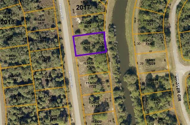 Antique Circle, North Port, FL 34288 (MLS #N6114940) :: Gate Arty & the Group - Keller Williams Realty Smart