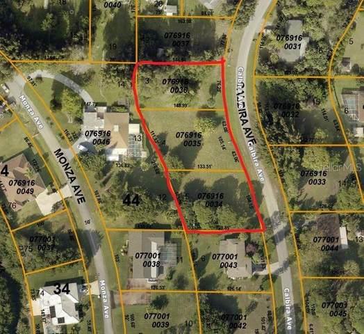 Calbira Avenue, North Port, FL 34287 (MLS #N6114945) :: Vacasa Real Estate