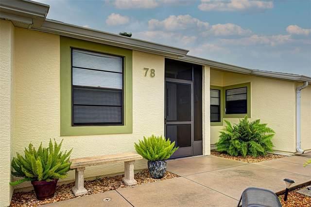 6796 Gasparilla Pines Boulevard #78, Englewood, FL 34224 (MLS #N6114970) :: Bustamante Real Estate
