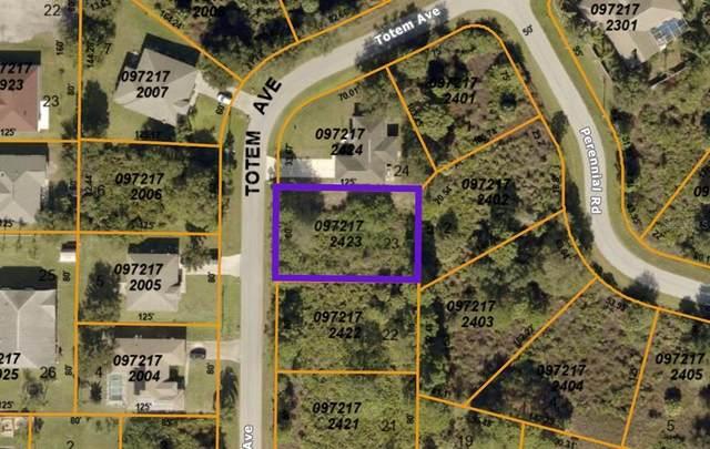 Totem Avenue, North Port, FL 34291 (MLS #N6115056) :: Premier Home Experts