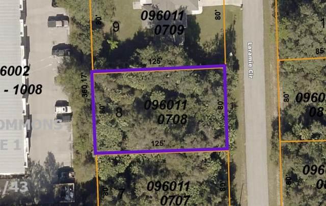Laramie Circle, North Port, FL 34286 (MLS #N6115057) :: Armel Real Estate